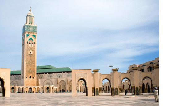 Mesquita de Hassan II - Casablanca