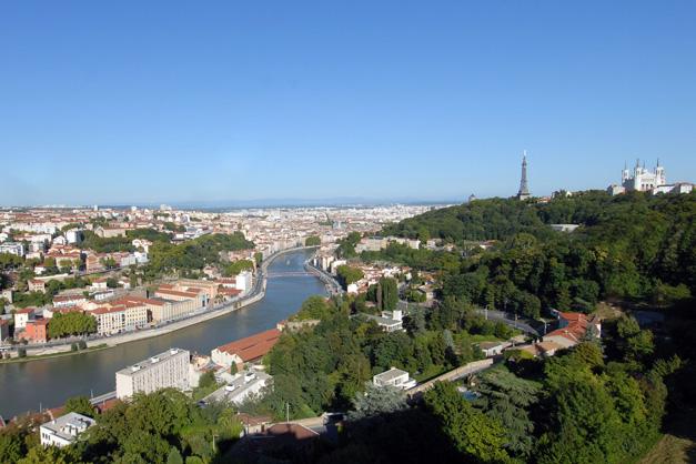 Lyon - Borgonha