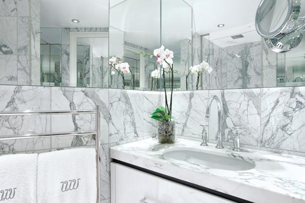 S.S. Antoinette - Banheiro das cabines