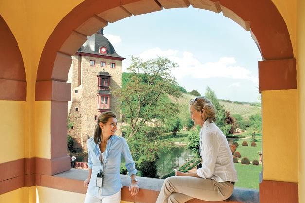 Castelo Vollrads - Rüdesheim