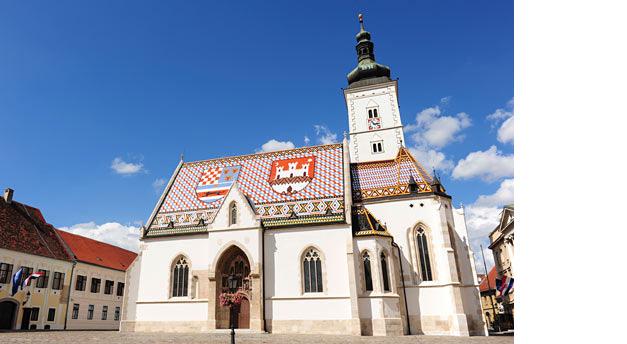 Igreja de São Marco - Zagreb