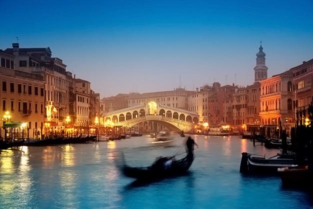 Cruzeiro Fluvial - Veneza - Norte da Itália