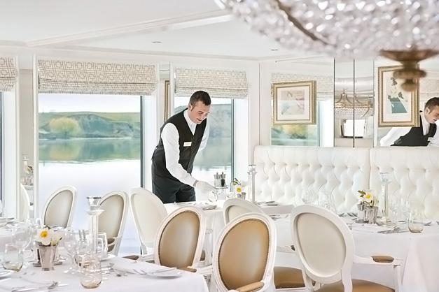 River Countess - Restaurante