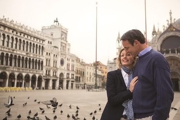 Veneza - Praça de São Marcos