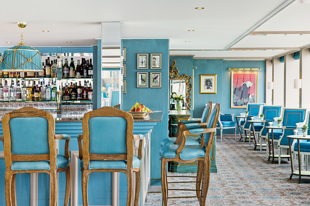 River Countess - Bar e Lounge