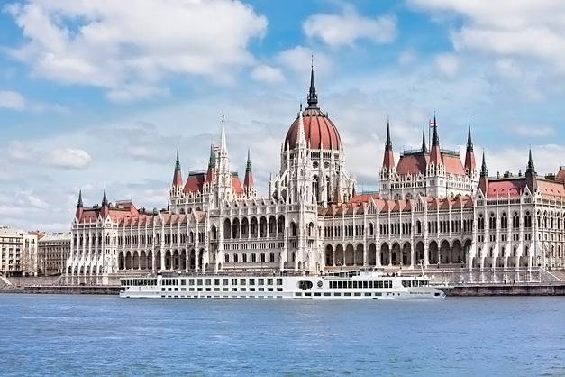 Budapeste: Cruzeiro fluvial - Danúbio - River Beatrice