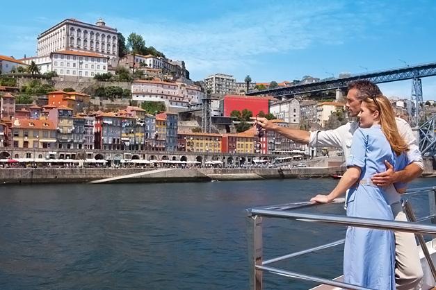 Cruzeiro Fluvial: Queen Isabel - Cidade do Porto