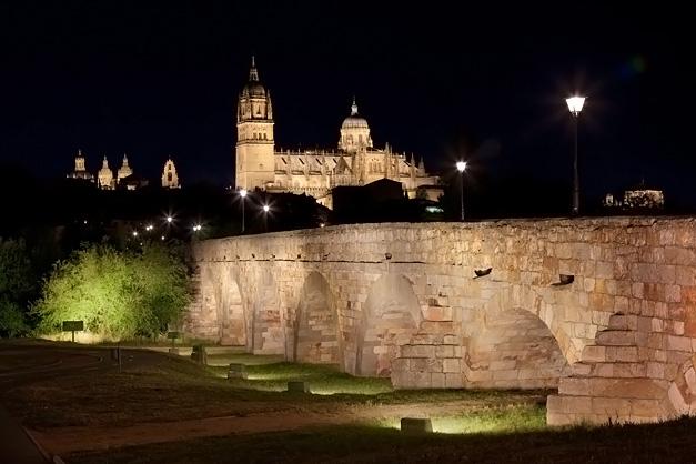 Cruzeiro Fluvial: Salamanca, Espanha