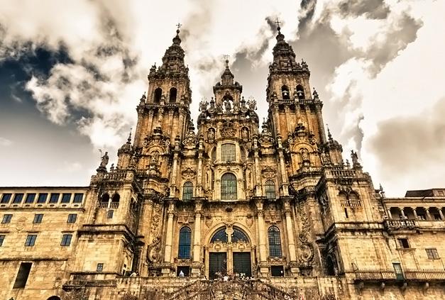 Santiago de Compostela - Catedral