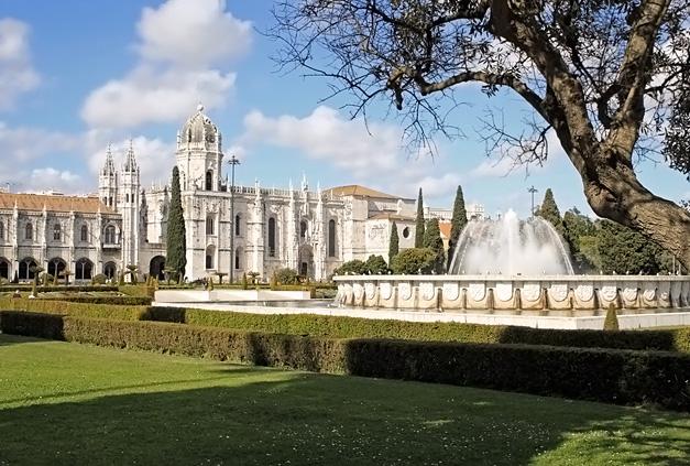 Lisboa: Mosteiro dos Jerônimos