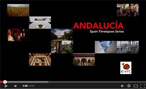 Vídeo sobre a Andaluzia