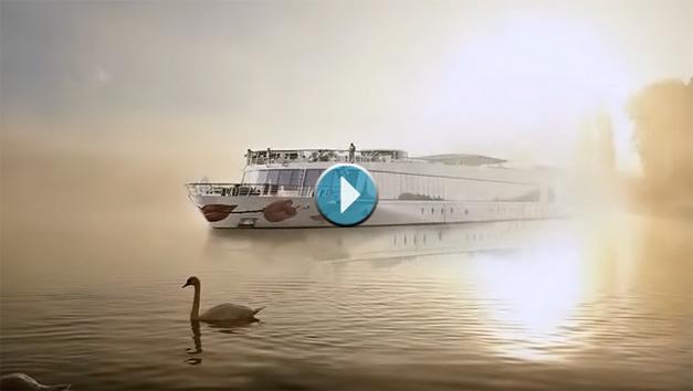 Vídeo: A-Rosa Cruises