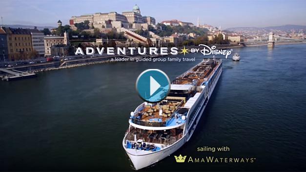Vídeo - Adventures by Disney - European River Cruises